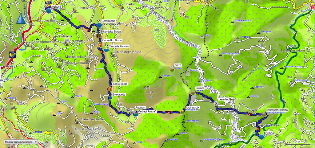 Aritzkun-ruta