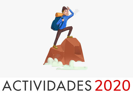 Calendario de actividades 2020
